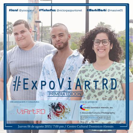 Celebran La Primera Edición De #ExpoViartRD