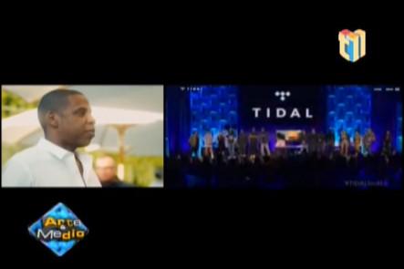 """Jay-Z Lanza Plataforma Para Menguar La Piratería Llamada """"Tidal"""""""