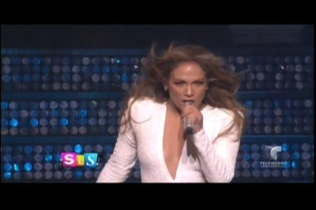 Jennifer López Llegó A República Dominicana, Estará Cantando Con Marc Anthony, Se Dice Que Alex Rodríguez Aparecerá En Escena