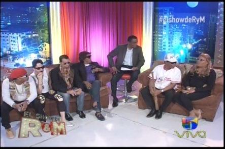 Entrevista Exclusiva A Jennifer Lopez, A-Rod Y Otros En El Show De Raymond Y Miguel