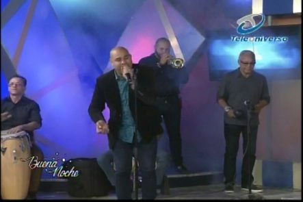 Excelente Presentación De Joaquín Sánchez En Buena Noche Con Nelsón Javier