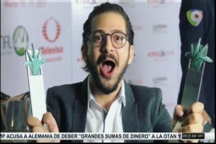 José Maria Cabral Arrasa Con Los Premios De Cine En Guadalajara, México