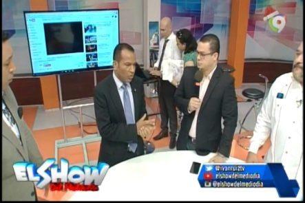 Debate Sobre El Sector Transporte Con Juan Marte Presidente De La CNTT En El Show Del Mediodía