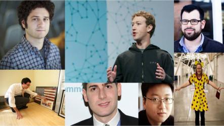 Los 25 primeros usuarios de Facebook