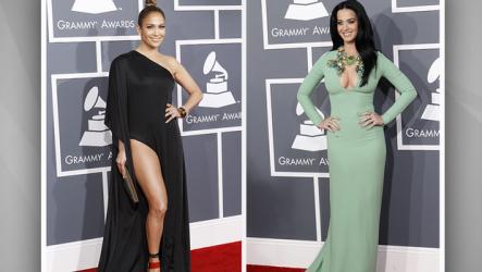 J-Lo y Katy Perry desafían a los Grammy