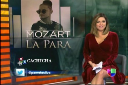 Mozart La Para Habla De Su Millonario Contrato En Primer Impacto