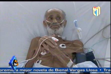 """Muere el merenguero típico """"El General Larguito"""""""