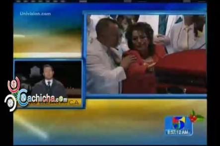 Todo Lo Acontecido En El Entierro De Jenni Rivera #Video