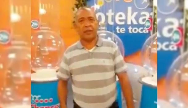 Mocano gana 218 millones de pesos, el acumulado más alto de la Loto