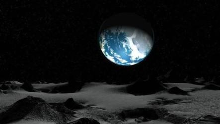 Hallan Moléculas De Agua En La Luna