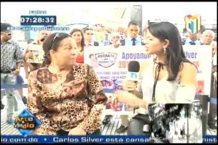 Madre De Carlos Silver Cuenta Todo Lo Que Siente Al Ver Su Hijo Realizar Récord Guinness