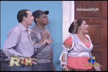 El Robo De Mala Maña  A David Collado En El Show De Raymond Y Miguel