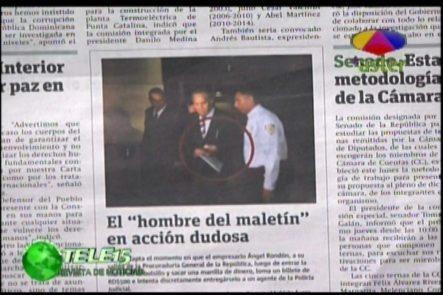 Los Chelitos De Ángel Rondón, Lo Que Dice El Embajor De Odebrecht Y Agripino Nuñez