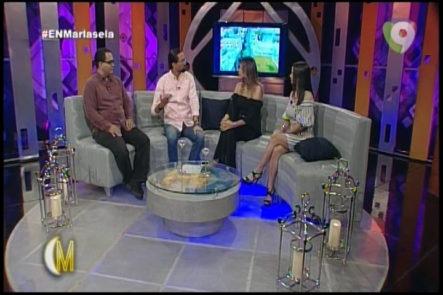 Conversando Con Bartolomé Pujals Y Carlos De Peña Sobre El Movimiento Verde En Esta Noche Mariasela