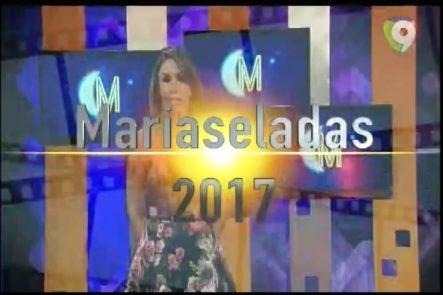 """Las """"Mariaseladas"""" 2017 De Mariasela Alvarez En Su Cumpleaños"""