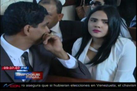 Abogado De Martha Heredia Gestiona Libertad Condicional
