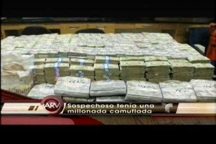 La Policía De Miami Encuentra 24 MM De Dólares Camuflados En Barriles De Pintura Propiedad De Un Narcotraficante