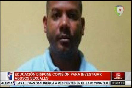 Ministro De Educación Dispone Comisión Para Investigar Abusos Sexuales