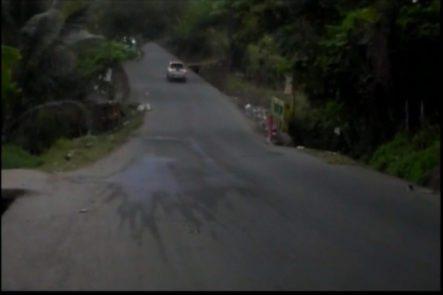 Accidente Fatal En Moca, Un Joven Es Atropellado Por Una Jeepeta Y Luego Aplastado Por Una Patana