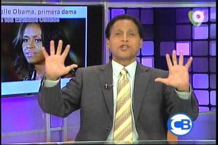 """Carlos Batista Presenta """"El Ranking Las Mujeres Más Poderosa Del Mundo"""" #Video"""