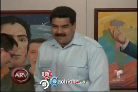 'Clarividentes' Terminan Presos Por Divulgar Predicciones Sobre La Caída De Nicolás Maduro #Video