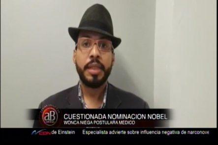Cuestionada La Nominación A Nobel, Wonca Niega Que Se Postulara Médico