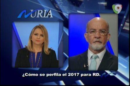 Nuria Piera Mantiene El Foro Abierto ¿Cómo Se Perfila El 2017 Para RD?
