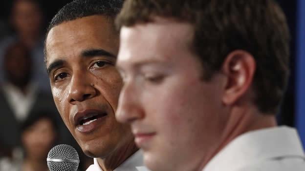 Mark Zuckerberg llamó por teléfono a Barack Obama