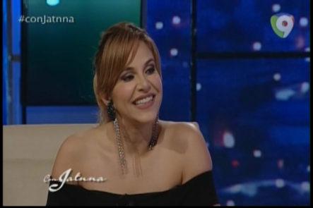 Entrevista A Pamela Sued Sobre Su Presentación En Los Premios Soberano Con Jatnna
