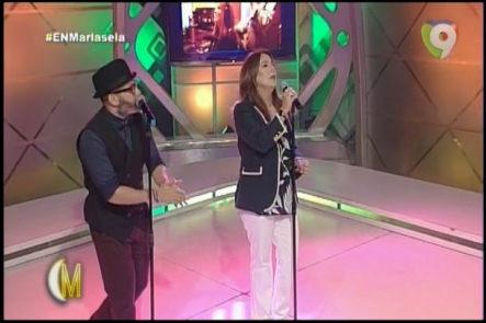 Presentación De Pavel Nuñez Y Liuba María Hevia En Esta Noche Mariasela