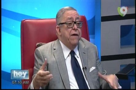 Entrevista A Pedro Delgado Malagón Miembro De La Comisión Que Investigó Obras De Odebrecht