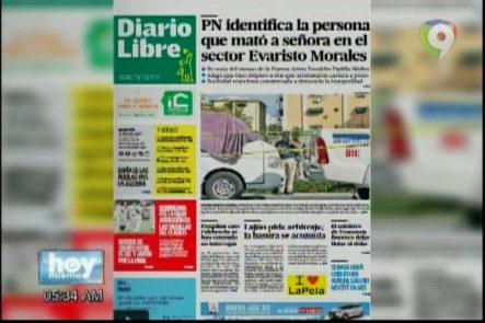 Portada De Los Principales Periódicos Del País 21-Marzo-2017
