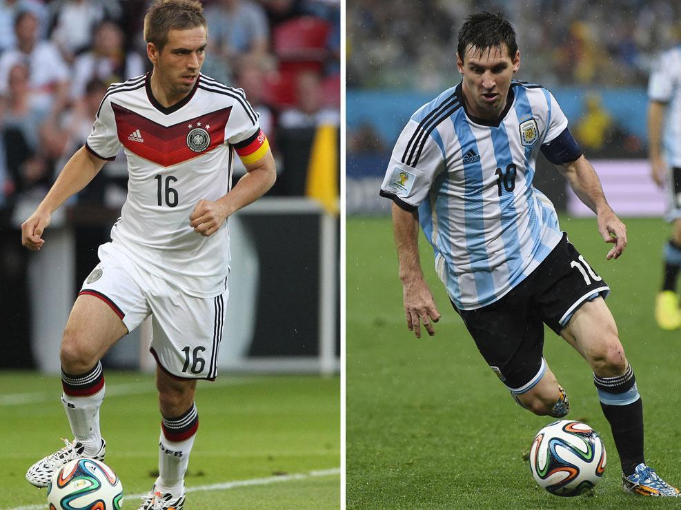 Argentina vs. Alemania: Sudamérica y Europa pelean por la Copa del Mundo