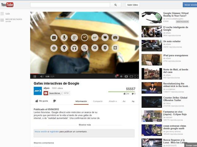 YouTube alcanza mil millones de visitas al mes