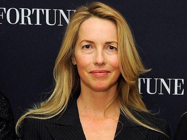 Lauren Powell, viuda de Steve Jobs, ya tiene un nuevo amor