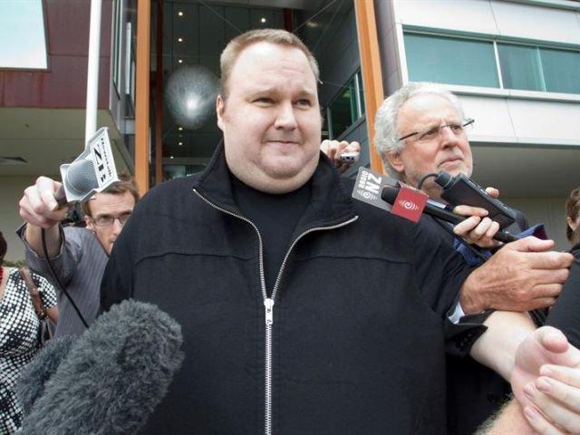 El informático alemán, quien espera su juicio de extradición a Estados Unidos, ha expresado públicamente su oposición al Gobierno neozelandés.