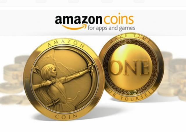 Amazon lanzó su primera moneda virtual para comprar apps