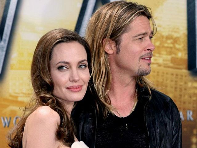 Angelina Jolie y Brad Pitt finalmente se casaron!