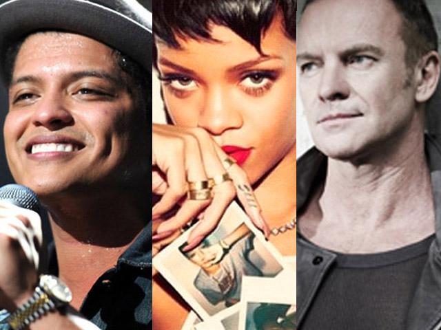 Asimismo Beyoncé, Hunter Hayes, Jennifer López, Pauley Perrette y Prince estarán presentes en la velada ejerciendo como presentadores.