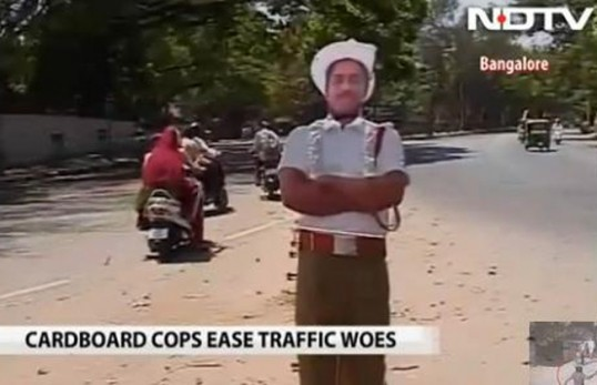 policia carton