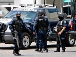policias de mexico