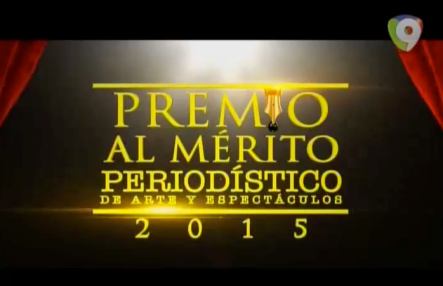 Los Reconocimientos Que Acroarte Entregó En El Premio Al Mérito Periodístico #Video