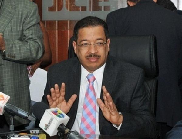 presidente de la junta centrar electorar