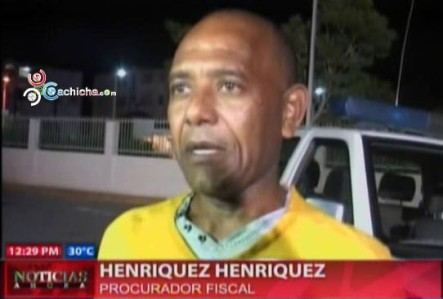 Desconocidos Asesinan Un Joven En La Romana #Video