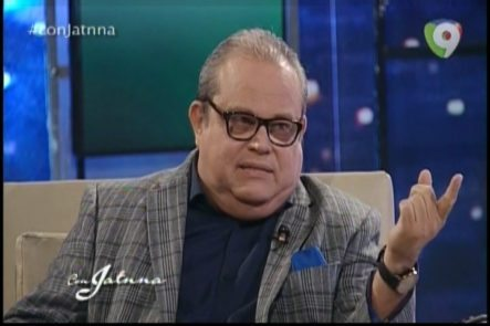 Entrevista Especial A Alfonso Quiñones Con Jatnna Tavárez