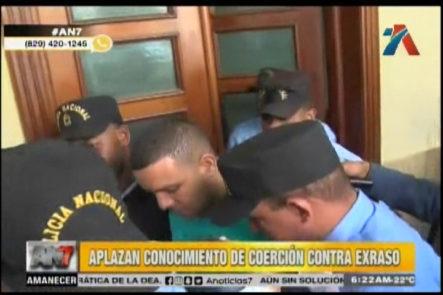 Aplazan Conocimiento De Coerción Contra El Ex Raso Que Hizo Disparo Donde Falleció Una Señora En Evaristo Morales