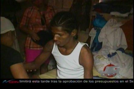 Dos Jóvenes Son Impactos Por El Vehículo Del Regidor Del PRSC En La Romana Dándose A La Fuga