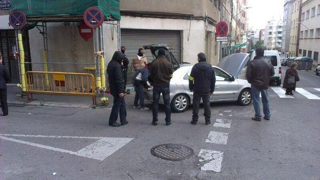 24 detenidos y 22 registros en la operación en Barcelona contra los Black Panthers