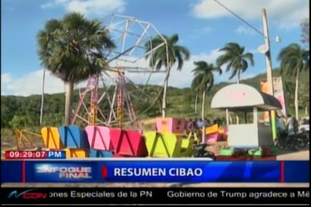 Resumen De Las Noticias Más Relevantes Del Fin De Semana Desde La Zona Del Cibao Por Enfoque Final