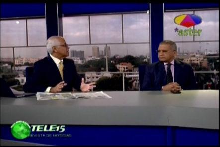 Ramón Puello Baez Y Geraldino González Hablan Sobre El Comité Encargado De Las Evaluaciones De Punta Catalina